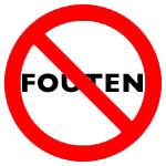 Van je fouten kun je leren (bron beeld: femalefactor.nl)