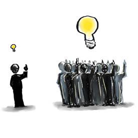 Innoveren doe je vooral samen